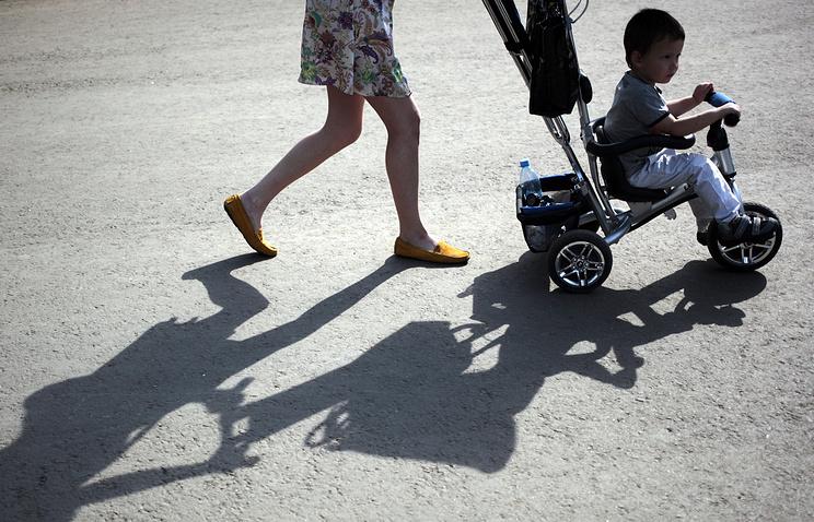 В России хотят ввести новые детские пособия