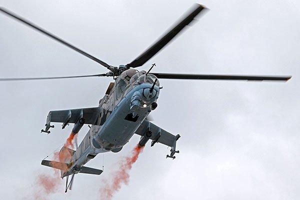 Вертолет против истребителя: как иракский Ми-24 сбил иранский F-4