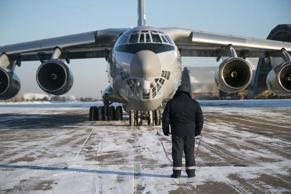 Первый серийный Ил-76МД-90А будет передан МО РФ в ближайшие дни