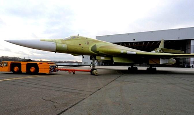 Ту-160 или Золотая эстафетная палочка