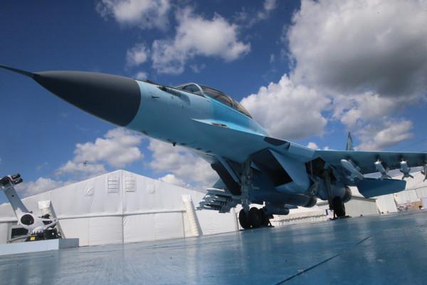 Сборка предсерийных МиГ-35 полным ходом идет в Луховицах