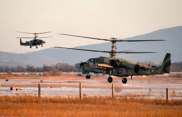 «Вертолеты России» рассчитывают подписать крупный долгосрочный контракт на поставку Ка-52М