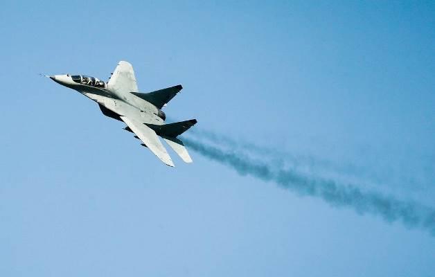 Россия переоборудовала египетские МиГ-29 в топливозаправщики