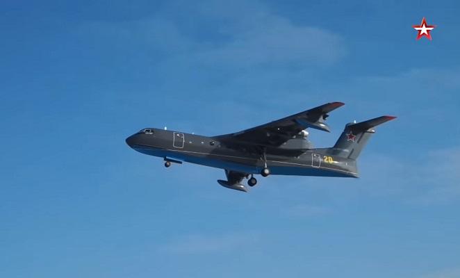 МО РФ заключило новый контракт на поставку Бе-200 ЧС — видео взлета нового самолета для ВМФ России