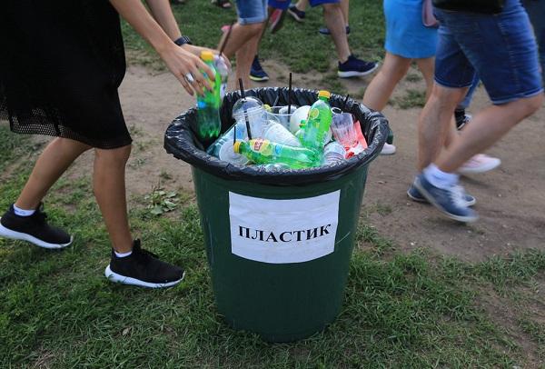 Минстрой рассказал о выгоде раздельного сбора мусора