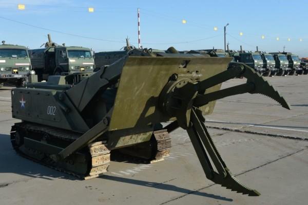 Шесть стран заказали российских боевых роботов