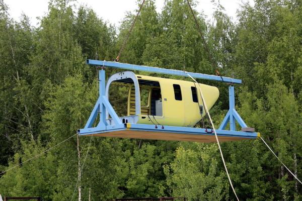 «Вертолеты России» испытали дополнительный топливный бак «Ансата» на стойкость