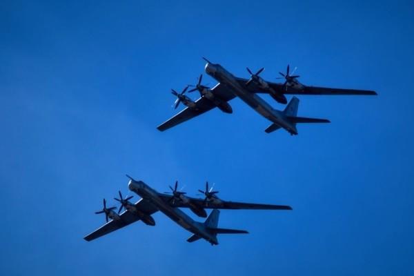 Интенсивность полетов ВКС и ВМФ РФ над Тихим океаном достигла максимума за весь период после окончания холодной войны