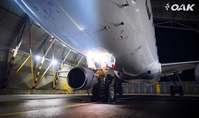МС-21. Мир самолетов 21 века. Фары