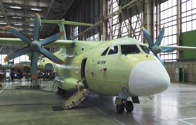 Ил-112В готовят к возобновлению лётных испытаний