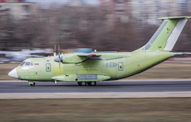 Массу самолета Ил-112В снизят как минимум на 2 тонны