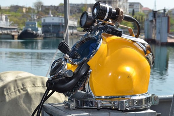 В Черном море испытывают подводных роботов для поиска дронов-шпионов