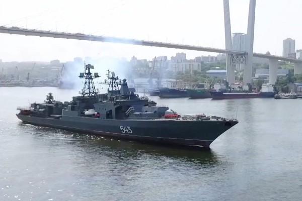 «Маршал Шапошников» впервые применил ракету «Калибр»