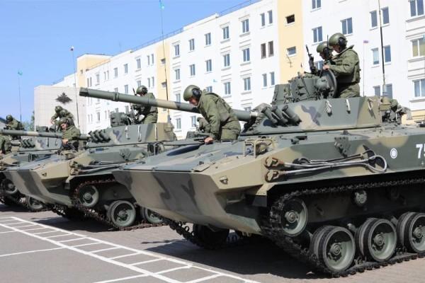 Ивановская дивизия ВДВ получила боевые машины БМД-4М и БТР-МДМ «Ракушка»