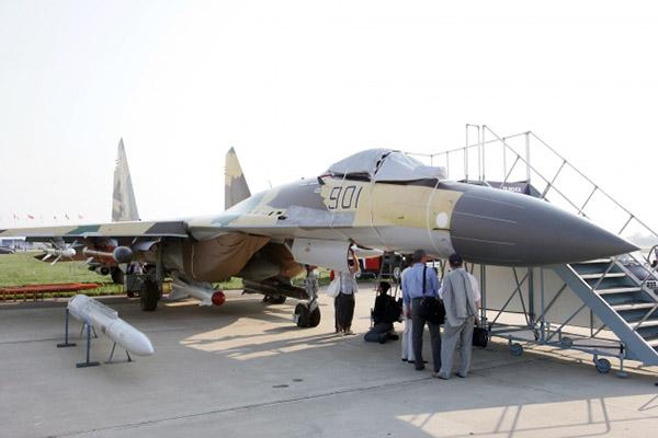Россия получила новые заявки на истребители Су-35