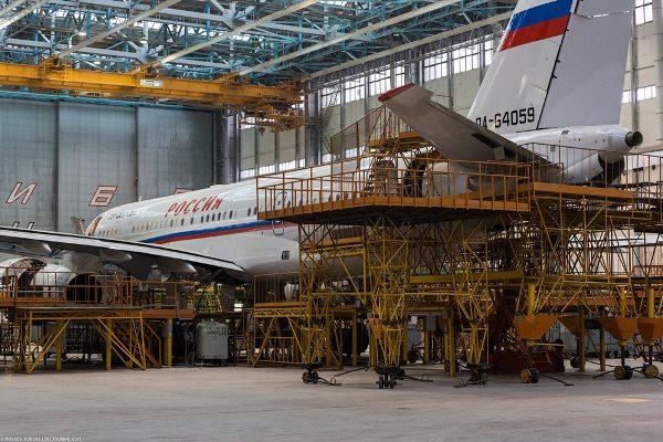 «Авиастар» планирует в три раза увеличить объемы сдачи самолетов