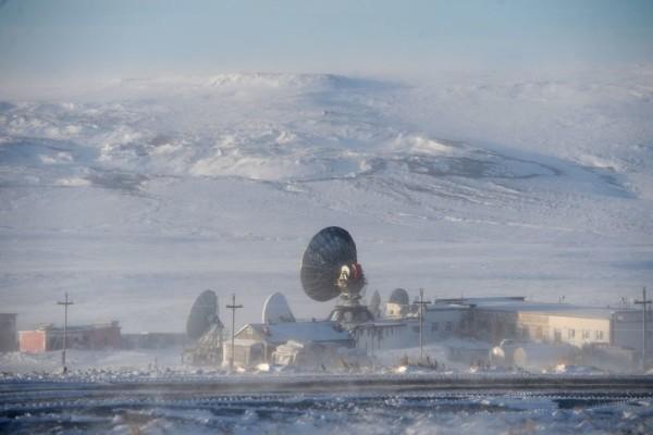 В Арктике развернут противоракетные радары