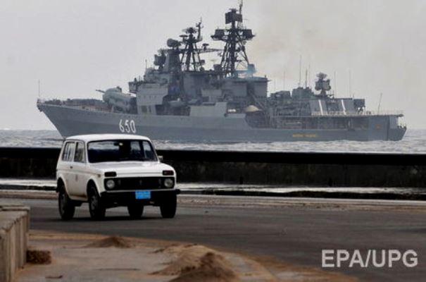Newsweek: Россия размышляет о военной базе на Кубе