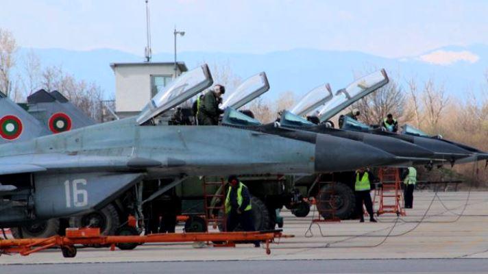 8 млн евро на замену двигателей в болгарских МиГ-29