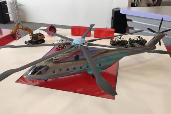 «Вертолеты России» подпишут контракт по российско-китайскому вертолету до середины 2019 года