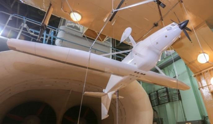 ЦАГИ исследует модель легкого многоцелевого самолета для местных воздушных линий на смену АН-2