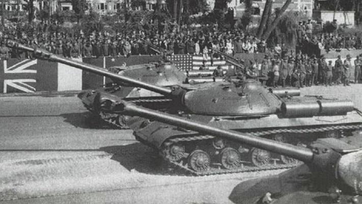 Считается, что именно ИС-3 в известной степени предотвратил третью мировую войну