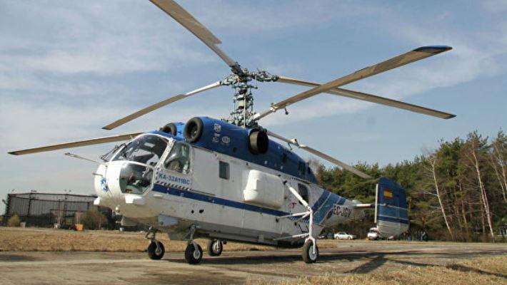 Контракт на поставку трех многоцелевых вертолетов Ка-32 в Турцию завершен