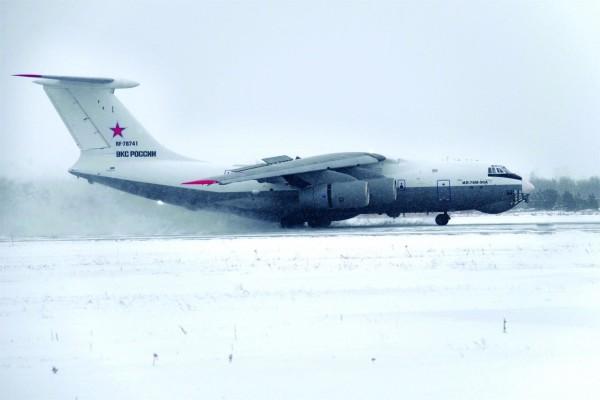 Топливозаправщик Ил-78М-90А приступил к заводским летным испытаниям