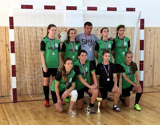 Юные футболистки Волгоградской области завоевали «бронзу» всероссийского турнира
