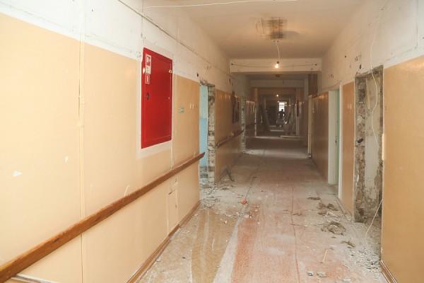 Современную поликлинику, сосудистый и онкоцентр создадут в волжской больнице имени Фишера