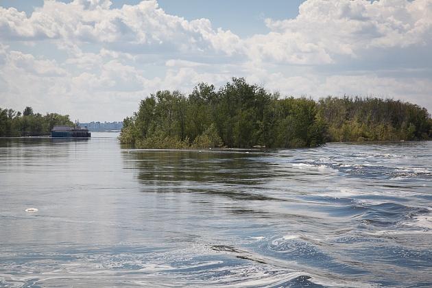 В Волго-Ахтубинской пойме приступили к экологической реабилитации ерика Чайка