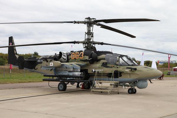 «Калашников» модернизирует управляемую ракету «Вихрь»