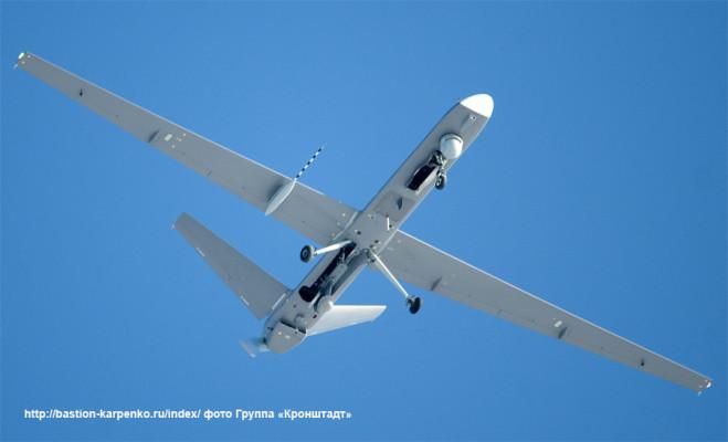 Россия разрабатывает 5-тонный беспилотник