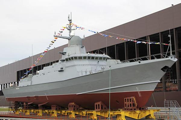 Первый корабль с морской версией «Панциря» вышел на испытания