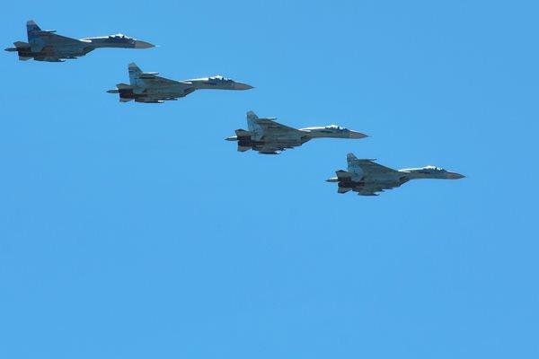 Military Watch о пяти «самых прекрасных «Фланкерах»