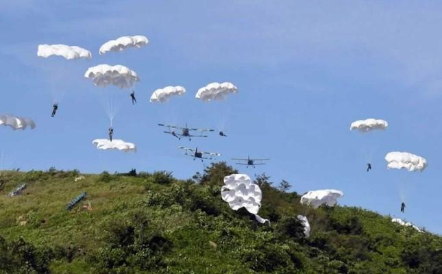 Смертоносное оружие Северной Кореи биплан Ан-2