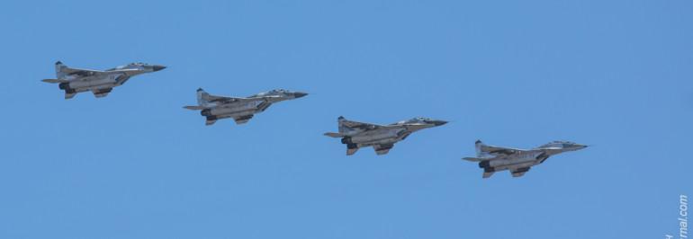 Погибший под Астраханью пилот участвовал в парадах Победы в Москве