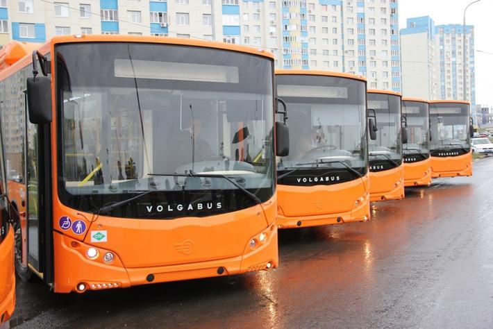 Волжская автоколонна обновляет парк пассажирского транспорта
