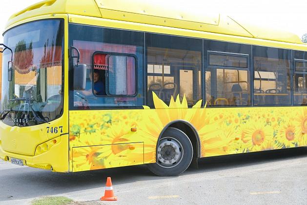 На смену маршруткам в Волжском придут автобусы