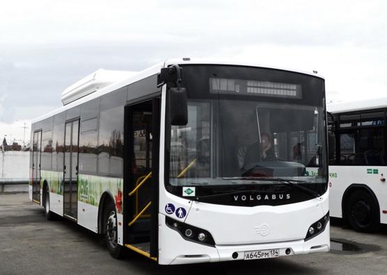В Волжском меняется работа маршрута № 143 «37 микрорайон – СНТ «Лилия»