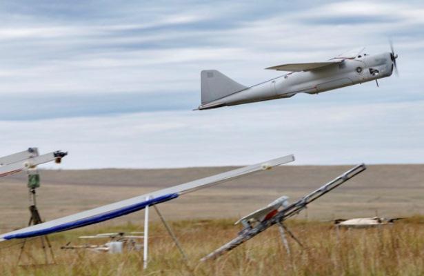 Партия разведывательных беспилотных летательных аппаратов поступила на вооружение ЦВО