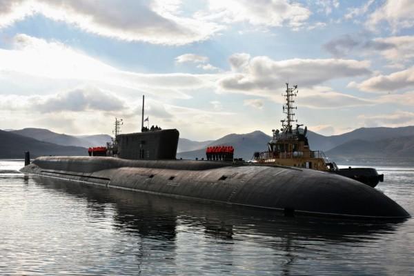На атомных подлодках «Борей» установили осиновые бани