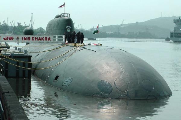 Индия вернула России арендованную атомную подлодку