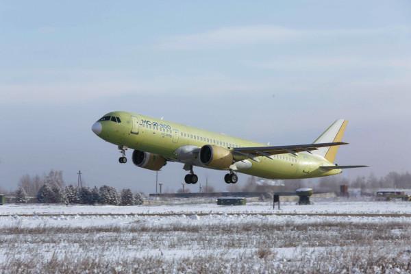 Выручка авиакластера «Ростеха» за 2019 год превысит 600 млрд рублей
