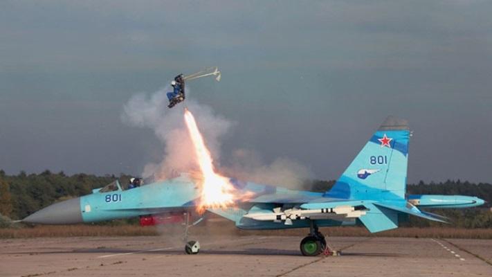 Спасение для пятого поколения: разработчик о катапультном кресле Су-57