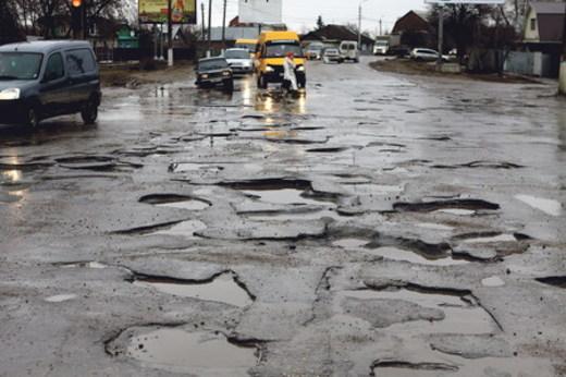 Плачевное состояние Волгоградских дорог — одна из тем состоявшегося в Краснодаре Совета безопасности РФ