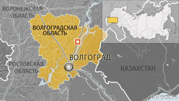 В Волгоградской области в аварии на московской трассе погибли трое
