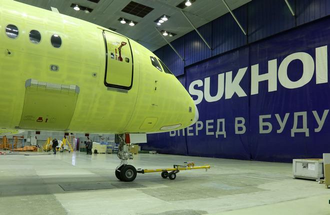 «Гражданские самолеты Сухого» скоро превратятся в филиал корпорации «Иркут»