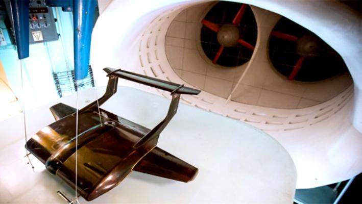 «ЦАГИ» разрабатывает концепцию тяжелого транспортника интегральной схемы на криогенном топливе