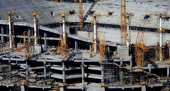Стадиону в Волгограде к чемпионату мира по футболу в 2018 году нужно гораздо меньше средств